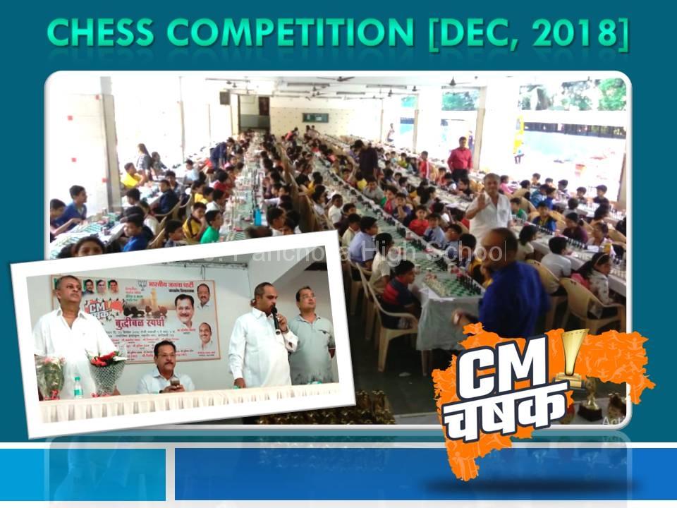 CM CHASHAK CHESS COMPETITION