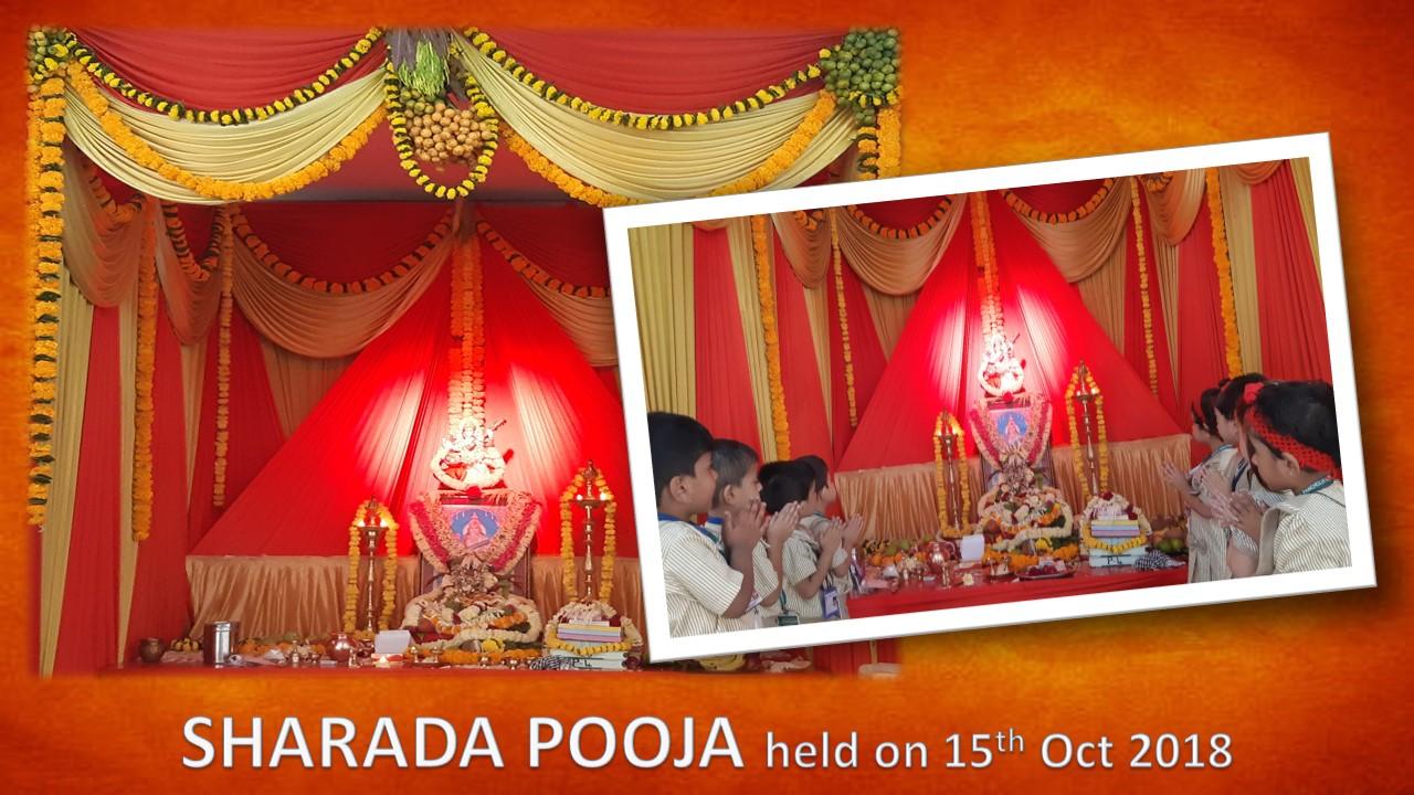 Sharada Pooja
